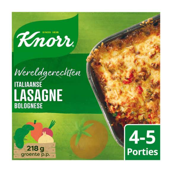 Knorr Wereldgerechten lasagne bolognese XL product photo