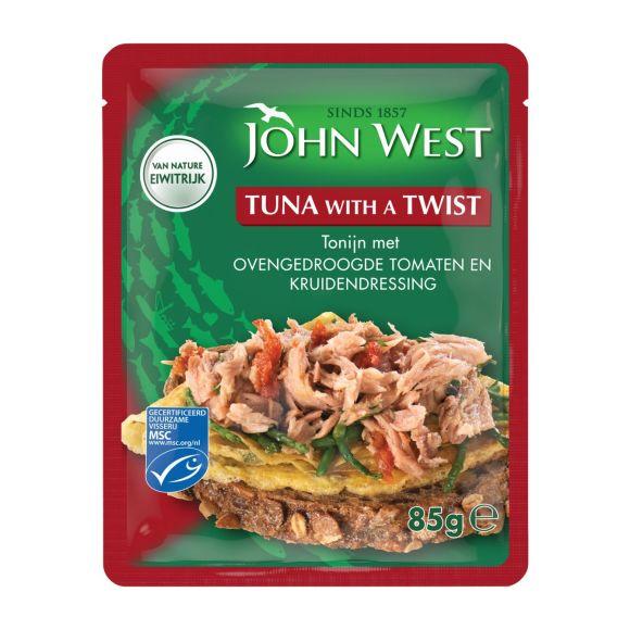 John West Tonijn Twist tomaat product photo
