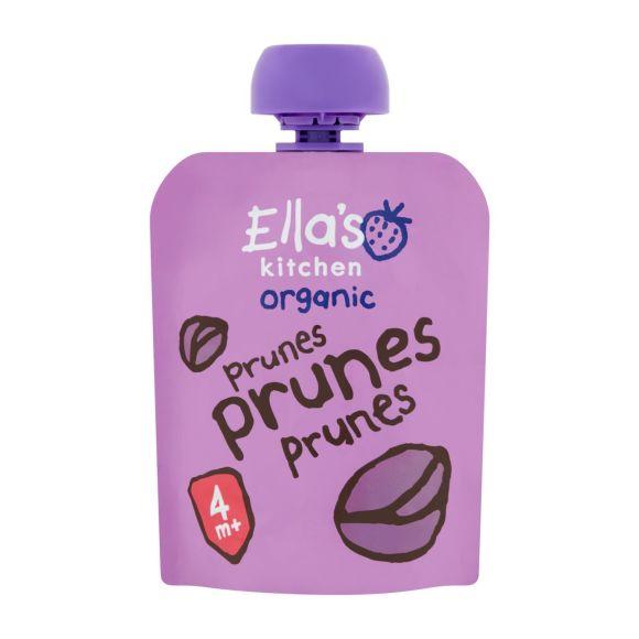 Ella's Kitchen 4+ pruimen fruithapje product photo