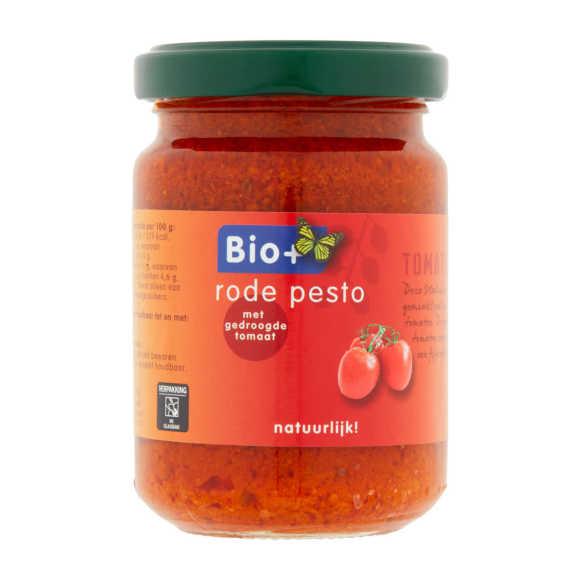 Bio+ Pesto rood biologisch product photo