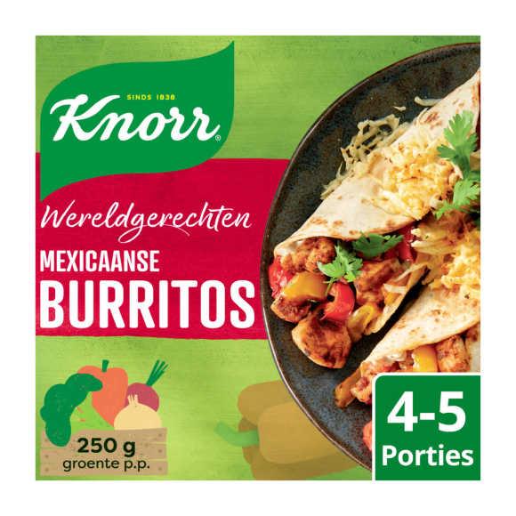 Knorr Wereldgerechten XXL mexicaanse burrito's product photo