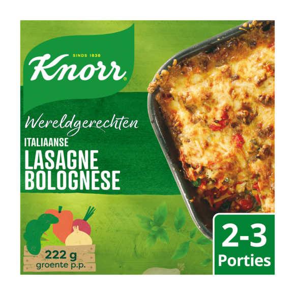Knorr Wereldgerechten lasagne bolognese product photo