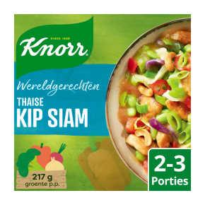 Knorr Wereldgerechten kip siam product photo