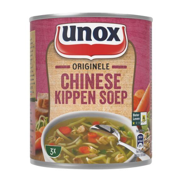 Unox Chinese kippensoep product photo