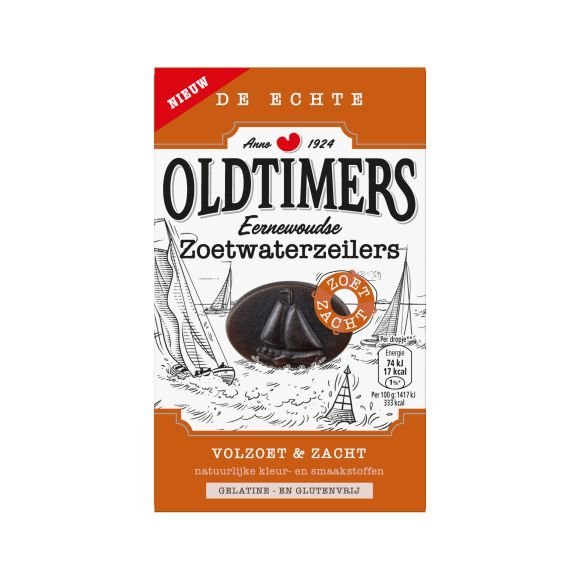 Old Timers Earnewalder zoetwaterzeile product photo
