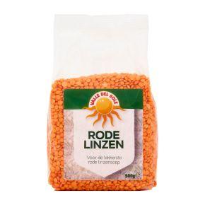 No.1 Rode linzen product photo