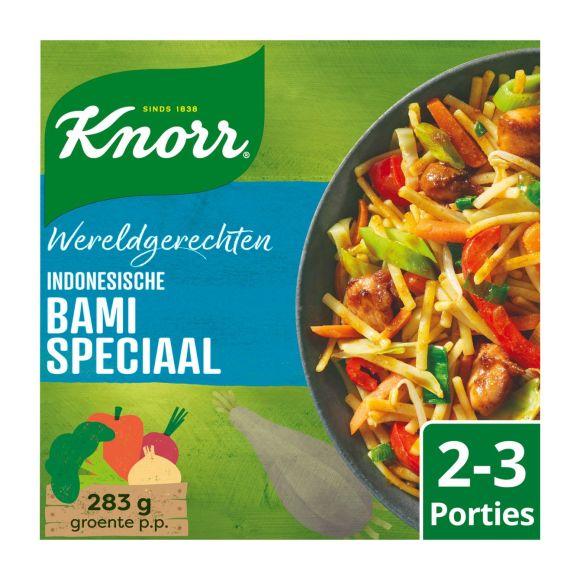 Knorr Wereldgerechten bami speciaal product photo