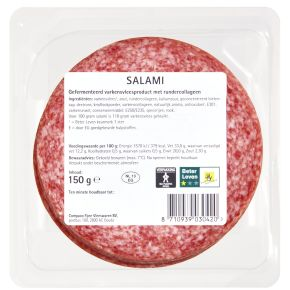 Compaxo Salami product photo