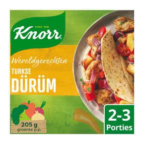 Knorr Wereldgerechten turkse durum product photo