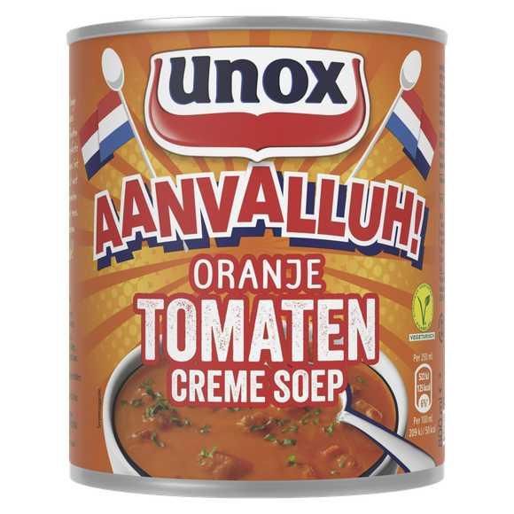 Unox Tomaten-creme soep product photo