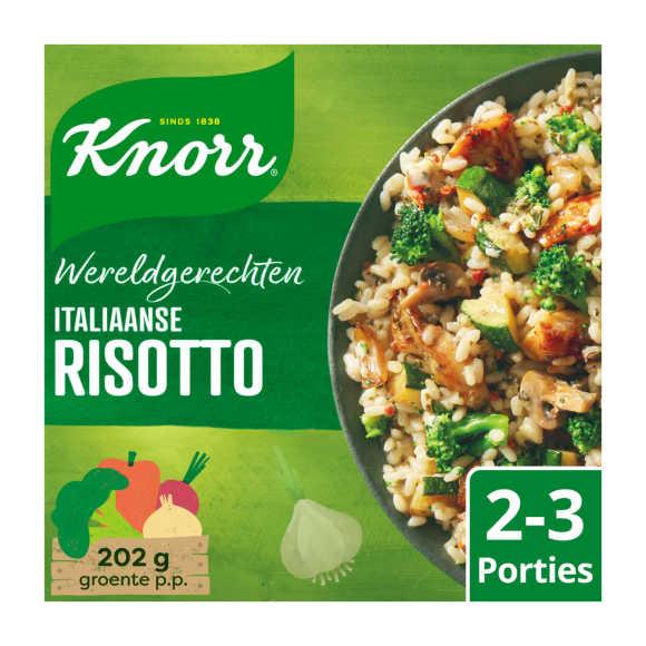 Knorr Wereldgerechten risotto product photo