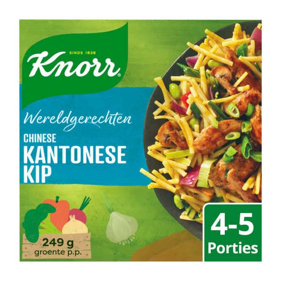 Knorr Wereldgerechten kantonese kip XL product photo