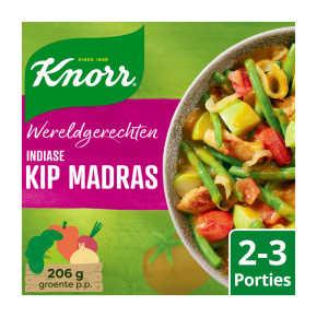 Knorr Wereldgerechten kip madras product photo