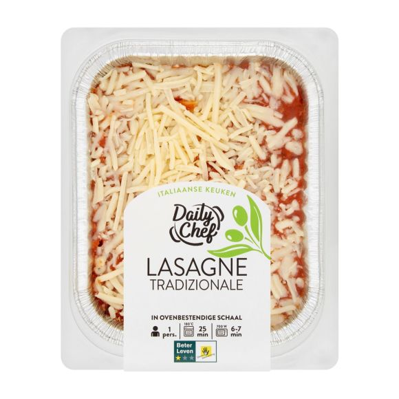 Daily Chef Lasagne traditionale product photo