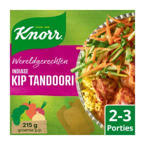 Knorr Wereldgerechten kip tandoori product photo