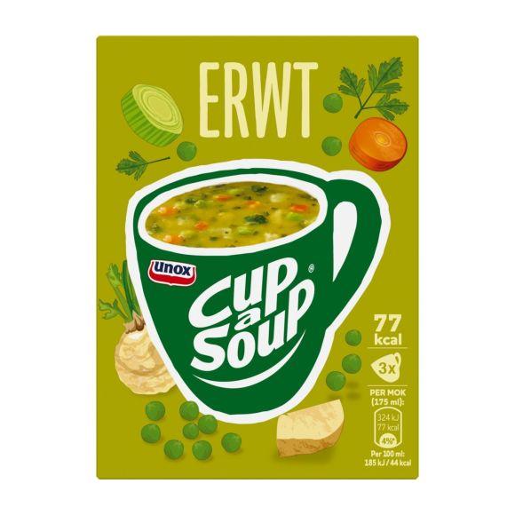 Unox Cup-a-soup erwten product photo
