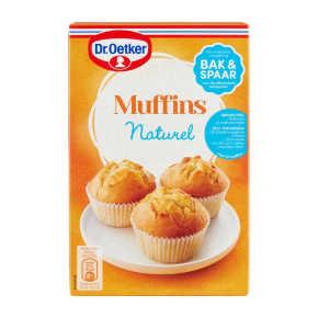 Dr. Oetker Muffins naturel product photo