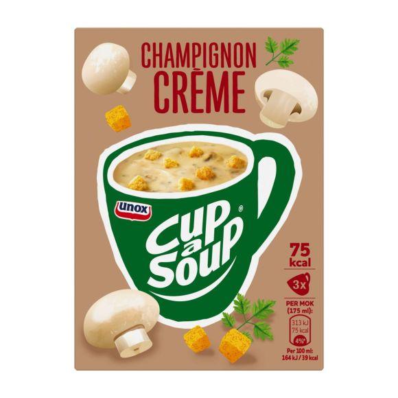 Unox Cup-a-soup champignon creme product photo