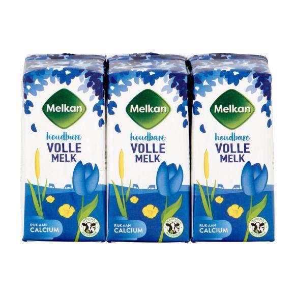 Melkan Houdbare volle melk product photo