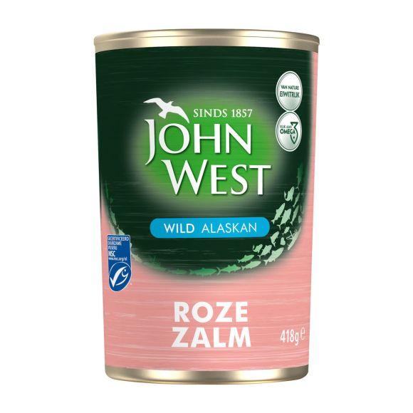 John West Roze zalm product photo