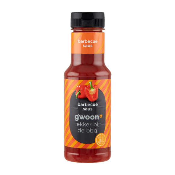 g'woon Barbequesaus product photo