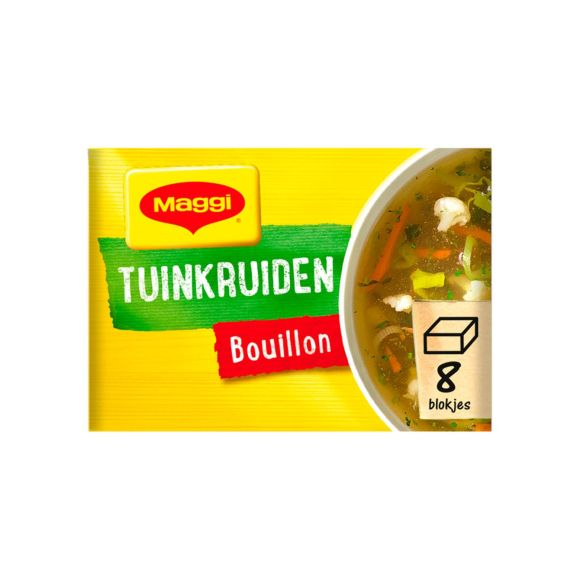 Maggi Bouillon tuinkruiden product photo