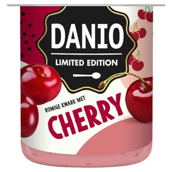 Danio Romige Kwark Cherry 450 g product photo