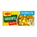 Maggi Bouillon groente blokjes 12 stuks product photo