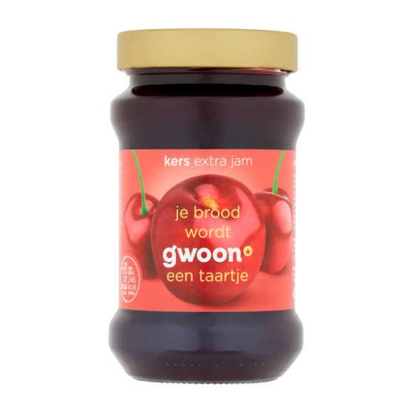 g'woon Extra jam kersen product photo