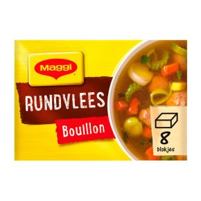 Maggi Bouillon rundvlees blokjes product photo