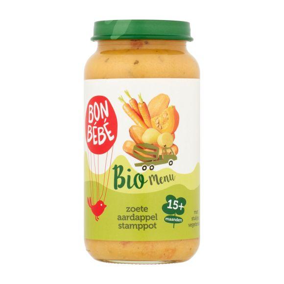 Bonbébé Zoete aardappel stamppot product photo