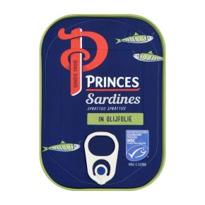 Princes Sardines in olijfolie product photo
