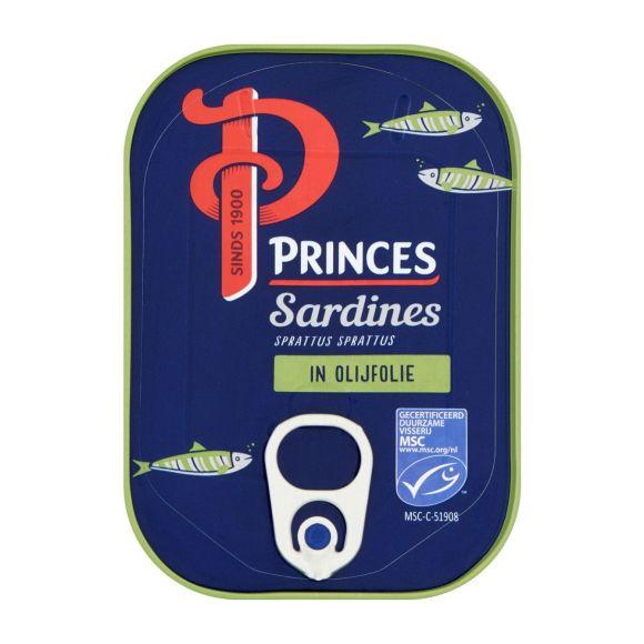 Princes Sardines in olijfolie product photo