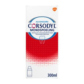 Corsody Mondspoeling product photo