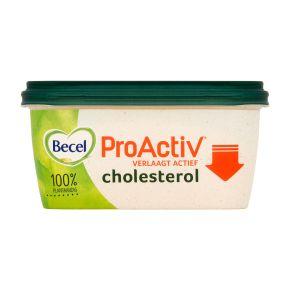 Becel ProActiv margarine vegan en 100% plantaardig voordeelkuip product photo