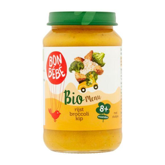Bonbébé M0807 Rijst broccoli kip product photo