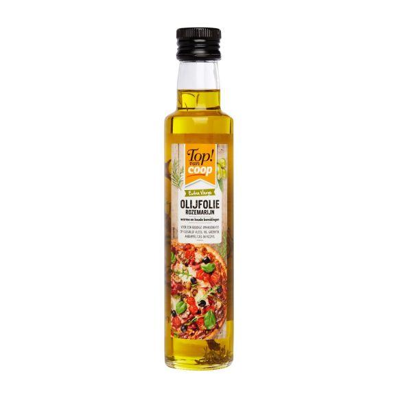 Olijfolie met rozemarijn product photo
