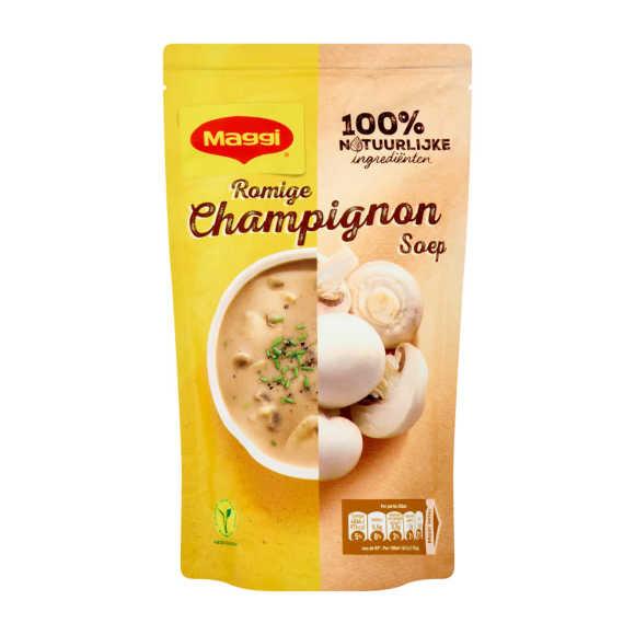 Maggi Romige champignonsoep product photo