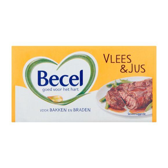 Becel Vlees & jus voor bakken & braden wikkel product photo