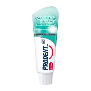 Prodent Tandpasta pure minerals white prodent product photo