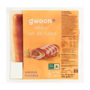g'woon Worstenbrood product photo