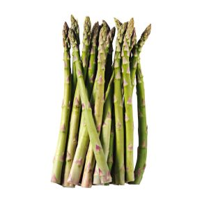 Groene asperges product photo