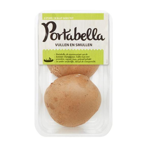 Portobello's product photo