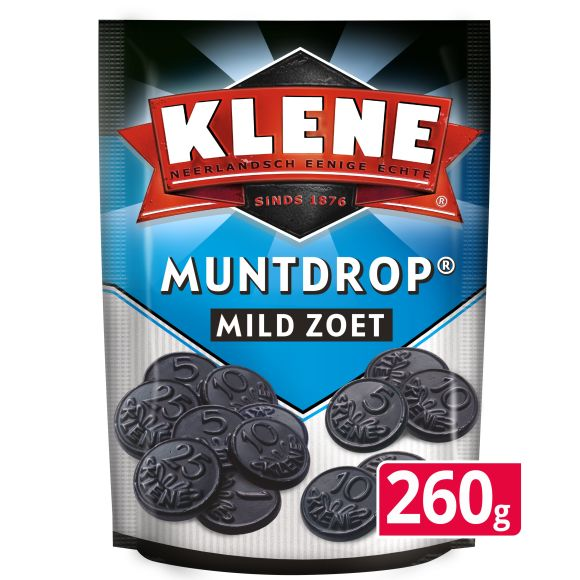 Klene muntdrop mild zoet product photo