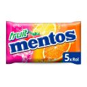Mentos Chewy Dragees fruit 5-pack product photo