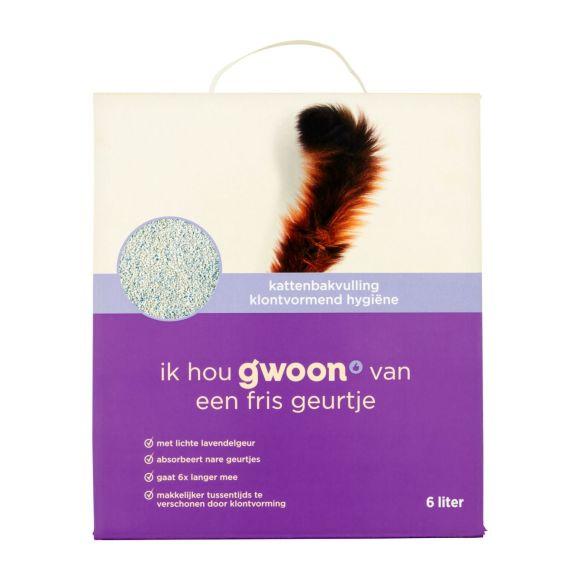 g'woon Kattenbakvulling hygiene product photo