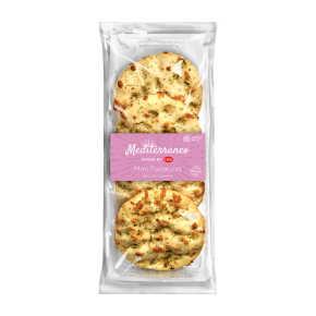 Boboli Focaccia mini mozzarella product photo