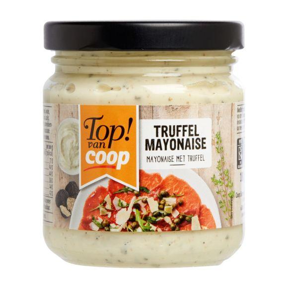 Top! van Coop Mayonaise met truffel product photo