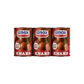 Unox Knaks voordeelverpakking 3-pack product photo