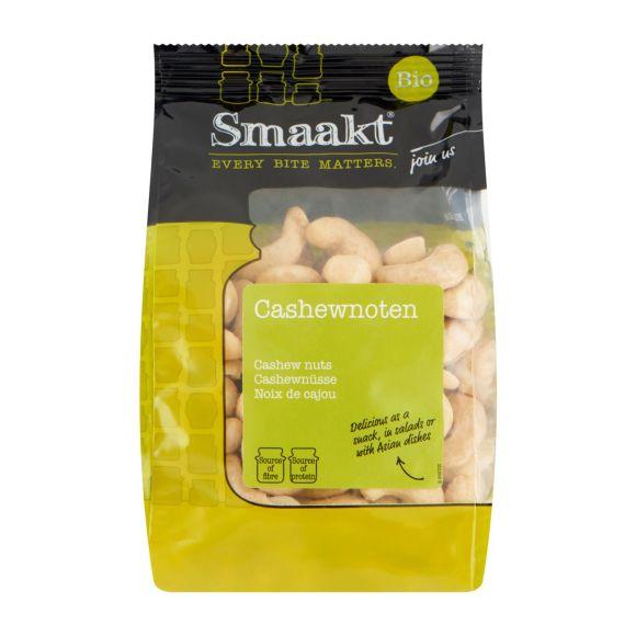 Smaakt Cashewnoten Bio product photo